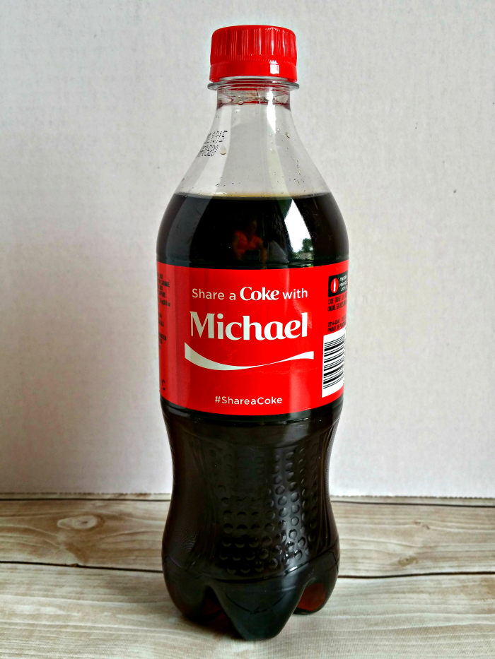 Share A Coke Name Bottle