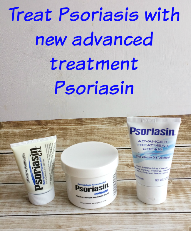Treat Psoriasis with Psoriasin