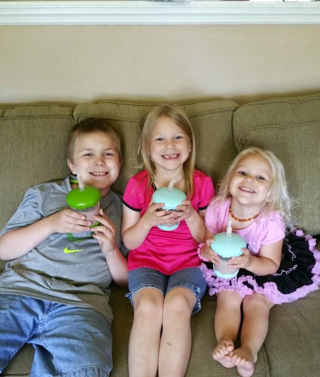 Kids love Carnation Breakfast Essentials