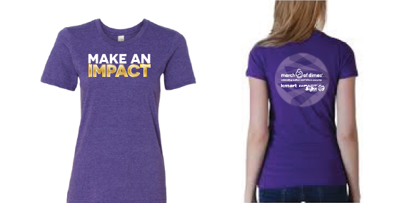 March of Dimes T-Shirt