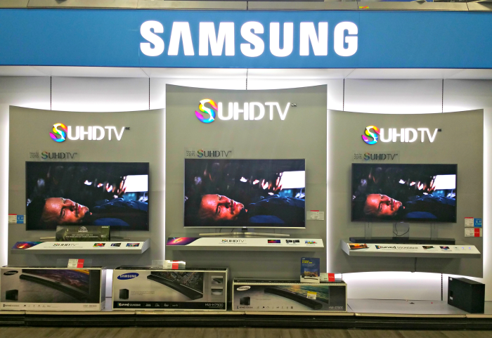 Best Buy Samsung SUHD TV