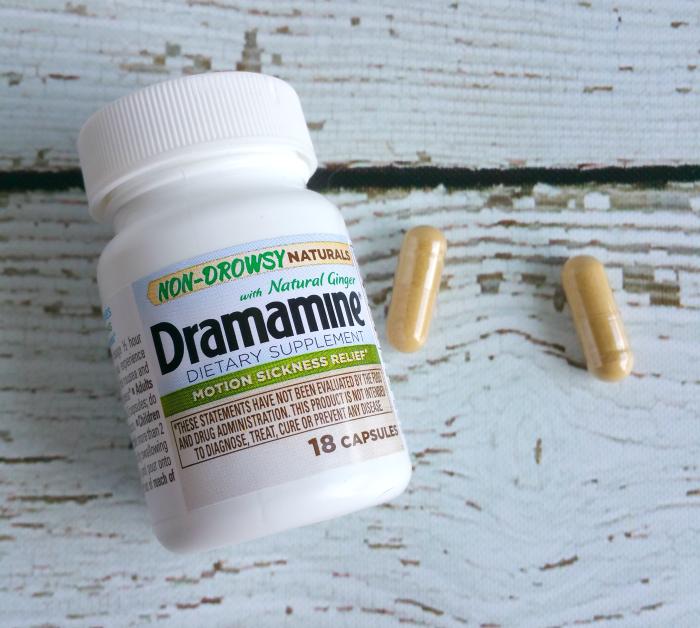 dramamine non drowsy