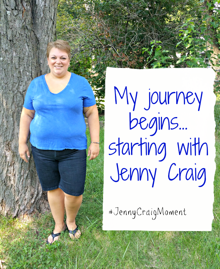 Journey with Jenny Craig — The Start
