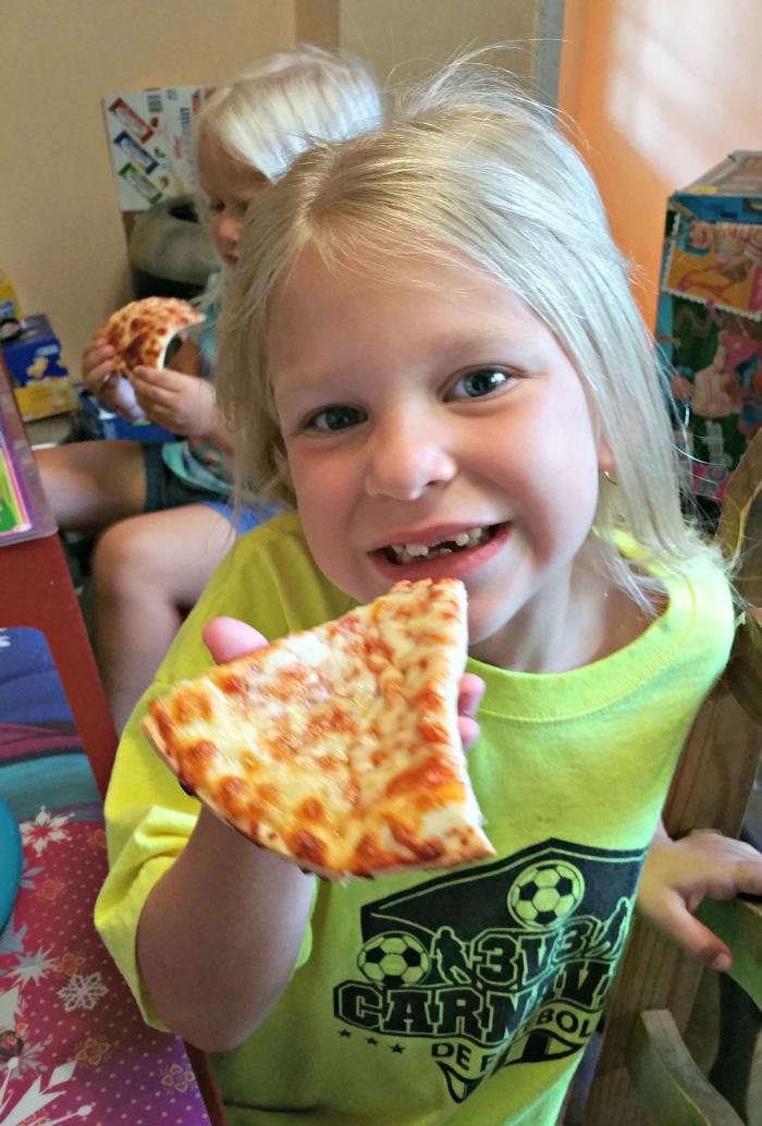 Joley pizza