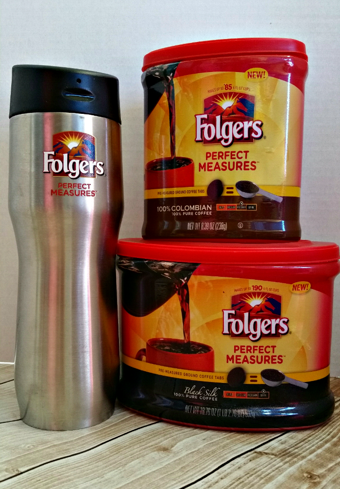 folgers perfect measures