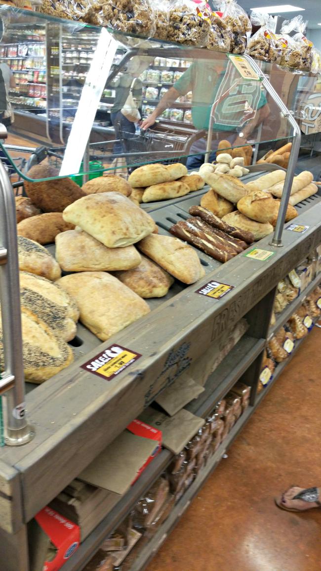 Fresh Thyme bread