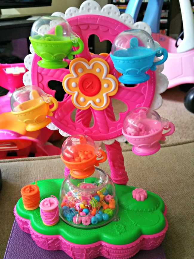 Lalaloopsy toys are a hit with girls