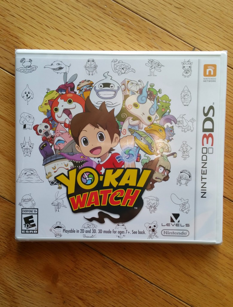 Yo-Kai Watch Video Game Review and Giveaway