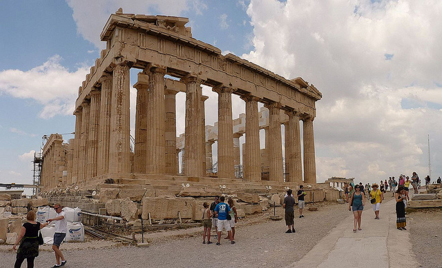 5 Reasons Greece is that Little Bit Different