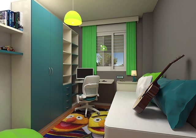 Designing a room for the kids