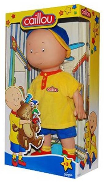 Fun With Caillou Review Tobethode
