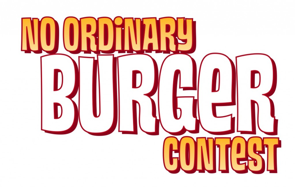 No Ordinary Burger Logo