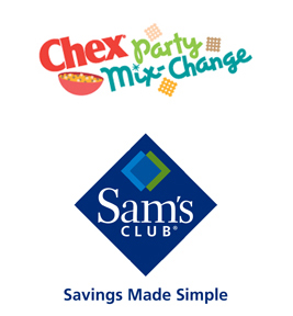 Chex Party Mix-Change {giveaway} - ToBeThode