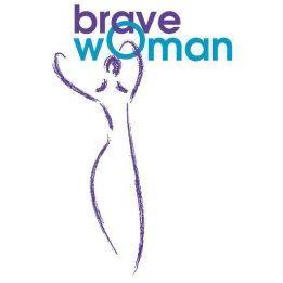 Brave Woman Logo