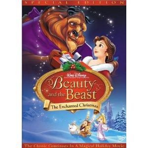 Beauty and Beast Enchanted Christmas