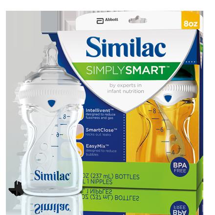 Simply Smart Bottle