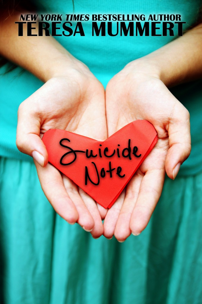 Suicide Note Cover