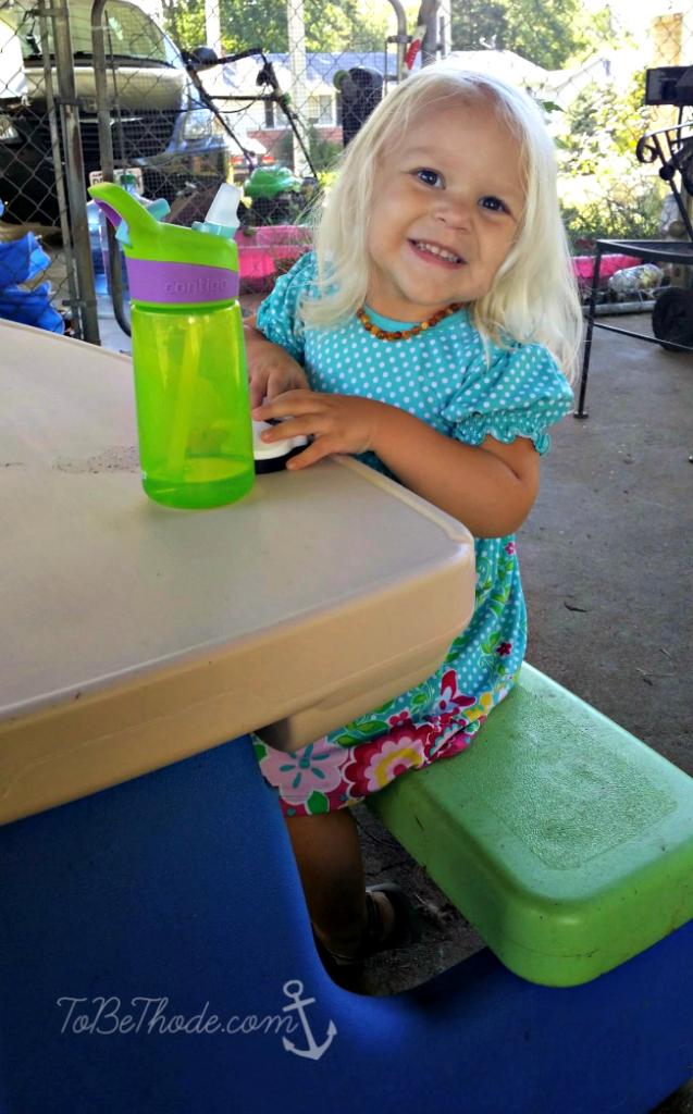 Jemma Little Tikes Table