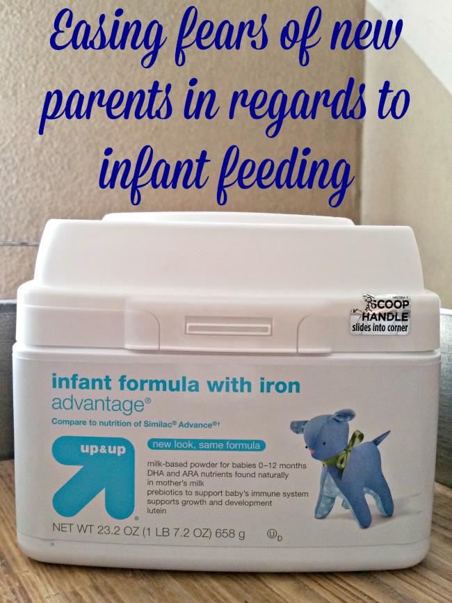 infant feeding fears