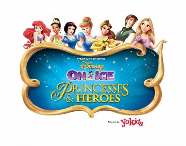 disney on ice princesses heroes