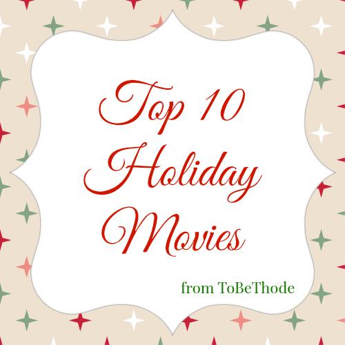 top holiday movies