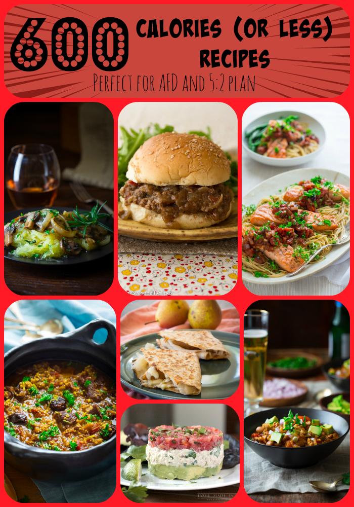 alternative fasting diet recipes