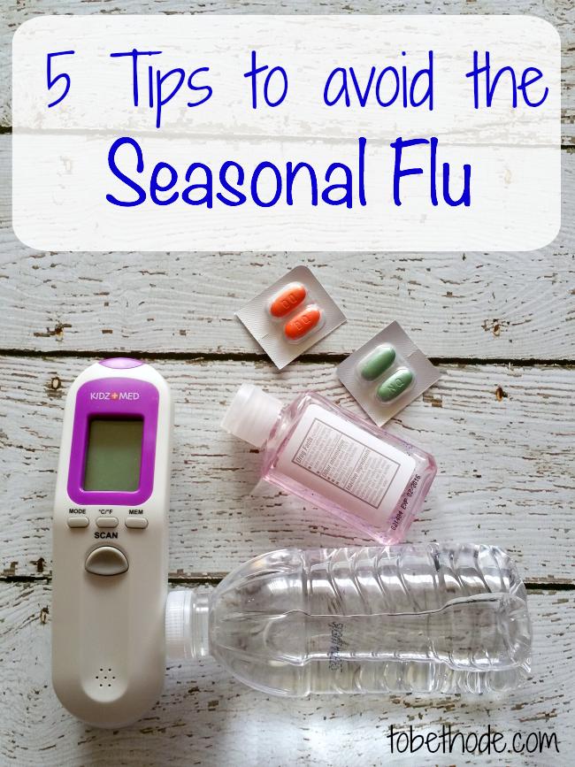 tips avoid seasonal flu